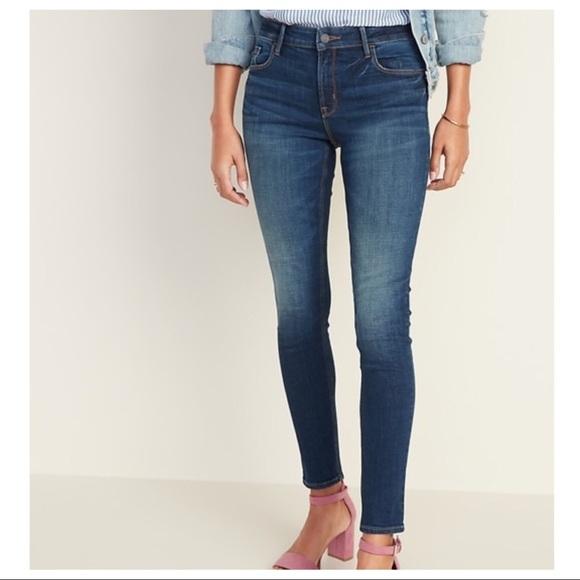 Old Navy Denim - Old Navy Rockstar Skinny Jeans 6 Regular